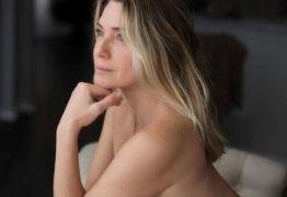 MANHÃ DE CARNAVAL: Leticia Spiller entra na onda do 'nude' e posta foto ousada, amplie