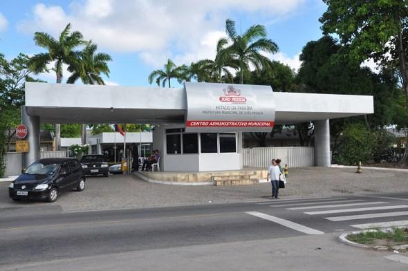 Centro Administrativo Municipal 301209RF 01 - Prefeitura de João Pessoa adia do concurso da Saúde; provas aconteceriam neste domingo