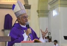 Dom Delson celebra Missa de Cinzas e abre Campanha da Fraternidade na PB