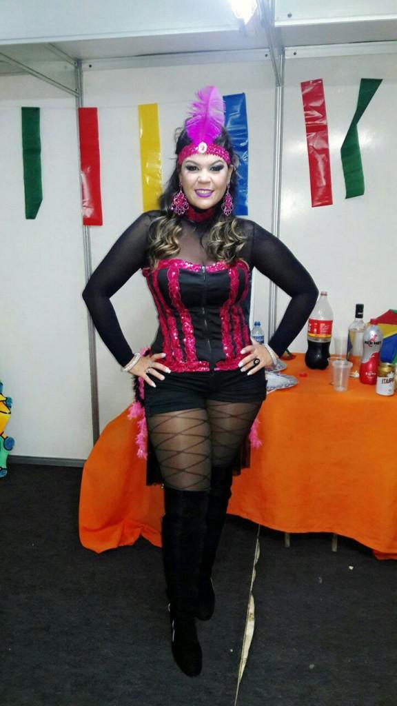IMG 20180212 WA0038 - Mira Maya anima multidão no Carnaval de Jacumã