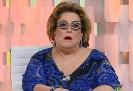 Mamma Bruschetta é internada para tratar infecção