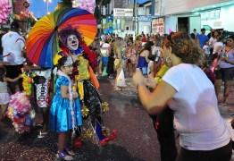 FOLIA DE RUA: Muriçoquinhas do Miramar é atração desta segunda