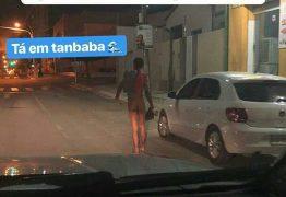 Homem caminha pelado no sertão da Paraíba – VEJA