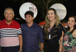 Com Zenóbio e Camila, Romero prestigia a Festa da Luz, em Guarabira