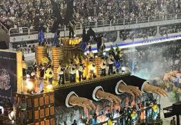 Presidente do PT diz que desfile da Tuiuti foi 'histórico'