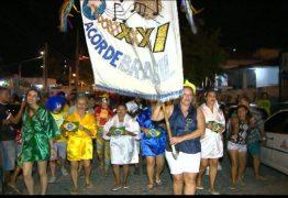Acorde Miramar e outros quatro blocos desfilam em João Pessoa nesta terça