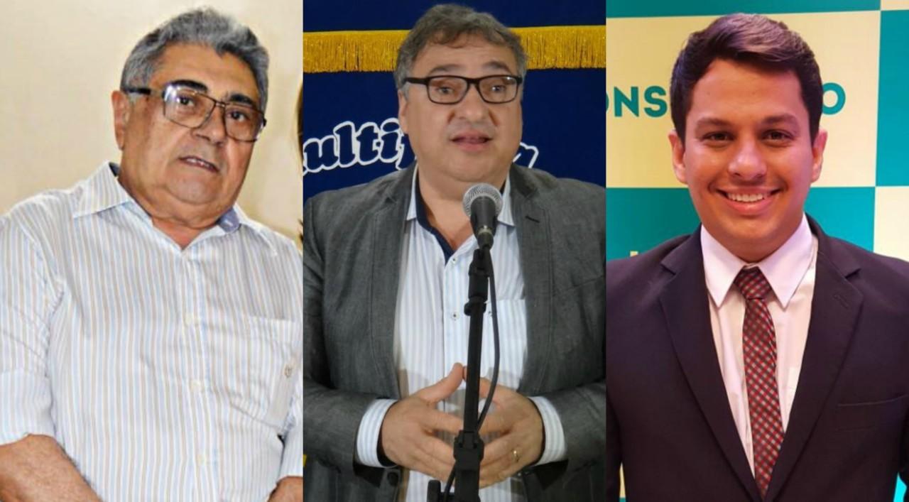 antonio souza laplace guedes ronaldo andrade.jpg - Cartaxo demite os últimos maranhistas da gestão da PMJP