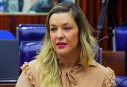 Camila Toscano defende o nome do senador Cássio Cunha Lima para o governo do estado