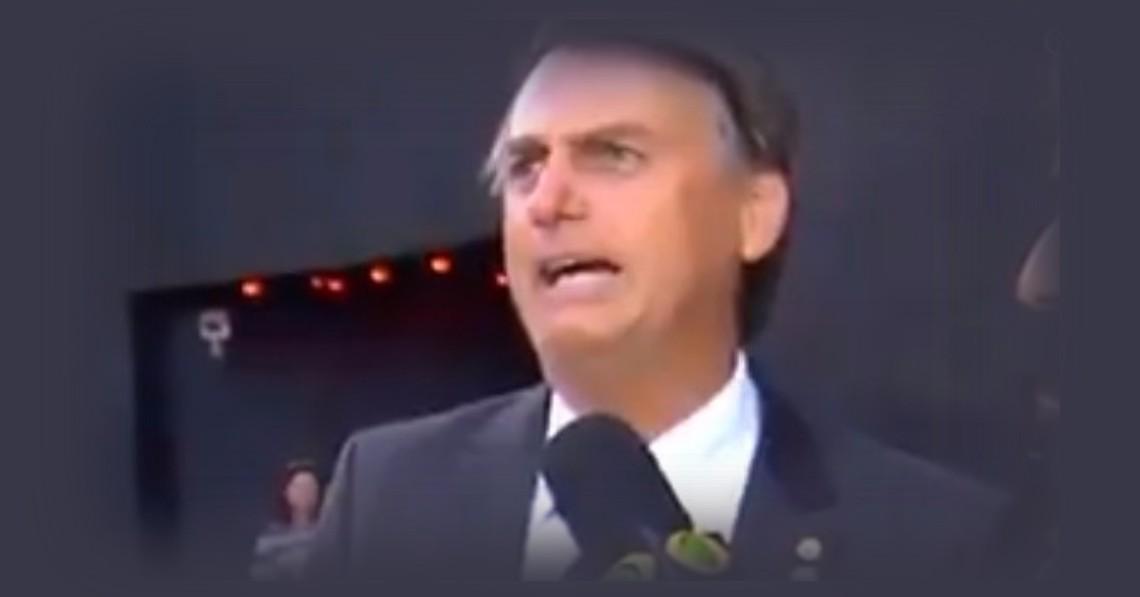 bolsonaro - RACISMO: Marco Aurélio será o relator da denúncia contra Bolsonaro