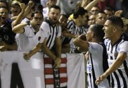 Com gol olímpico, Botafogo-PB vence o Náutico no Nordestão