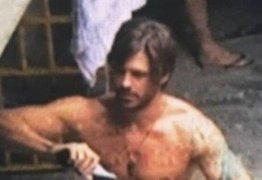 Dado Dolabella é fotografado dentro da prisão