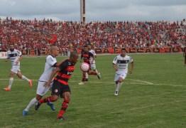 Campinense se prepara para jogar fora do Amigão pela primeira vez em 2018