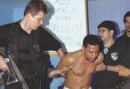 Mandado coletivo foi usado para prender Elias Maluco em 2002