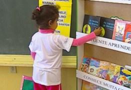 Secretaria de Educação da Capital lança projeto que incentiva a leitura e escrita infantil