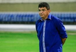 Flávio Araújo é o novo técnico do Treze