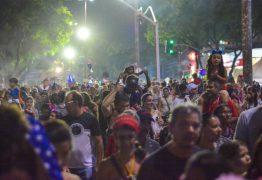 'Bloco da Saudade' e mais quatro animam penúltimo dia do Folia de Rua