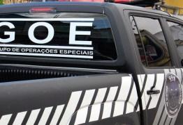 OPERAÇÃO: Goe realiza ação para cumprir mandados de prisão em João Pessoa