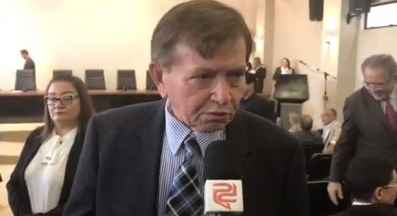 joão henrique - 'PREGO BATIDO E PONTA VIRADA': João Henrique confirma candidatura da esposa a Câmara Federal; VEJA O VÍDEO