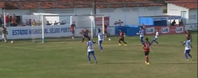 jogo atletico e campinense - Campinense arranca empate em Cajazeiras e segue na liderança do Grupo