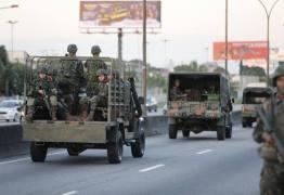 Quase 80% dos cariocas querem que intervenção militar no Rio de Janeiro seja prorrogada