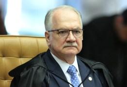 Fachin defende celeridade para julgar pedido de soltura de Lula