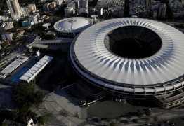 Maracanã fechado para futebol e livre para show de Safadão gera debate