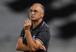 Oliveira Canindé não é mais o técnico do Treze