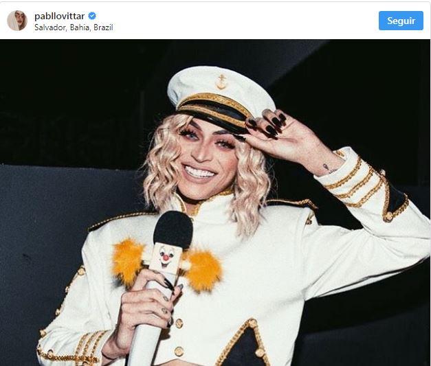 pablo xuxa - Pabllo Vittar já é a rainha das fantasias do Carnaval 2018