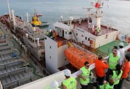 Porto de Cabedelo realiza operação e pode ganhar mais investimentos