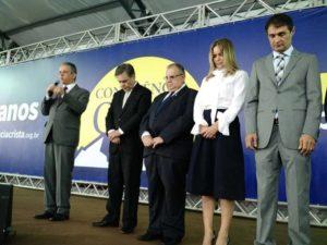 romulo gouveia consciêcia cristã 300x225 - Rômulo é homenageado na abertura da 20ª Edição do Consciência Cristã em Campina Grande
