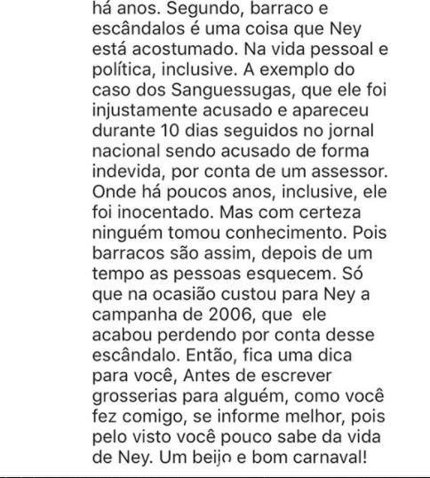 suassuna 2 - BARRACO NO CLÃ SUASSUNA: Indyra e Ana Thereza trocam farpas na internet e seguidores expõem histórico de escândalos