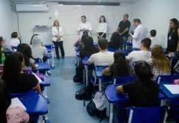 Gervásio abre início das aulas da Escola do Legislativo da Assembleia