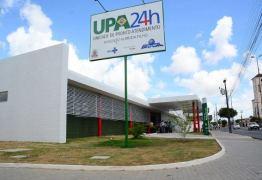 Inscrições para UPAs e Samu de João Pessoa começam nesta segunda-feira