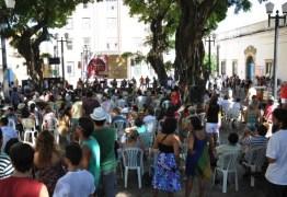 Praça Rio Branco recebe Orquestra Sapeense de Frevo no Sabadinho Bom