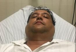 Geraldo Luís é diagnosticado com caxumba: 'Tenho que ficar isolado para não passar'