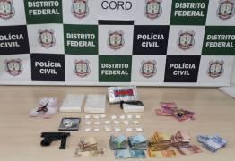 Quadrilha de irmãos usava transporte por aplicativo para vender cocaína