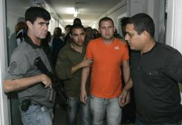 Macarrão, cúmplice do goleiro Bruno no caso Eliza Samudio, deixa a prisão