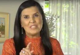 Lígia diz que está triste com os ataques dos governistas mas está em campo para viabilizar candidatura ao governo