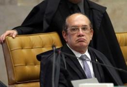 Gilmar deve estar ausente no dia 4 de abril, mas empate beneficia Lula
