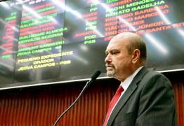 Deputado Jeová Campos é mais uma vez escolhido como um dos parlamentares com melhor desempenho da ALPB