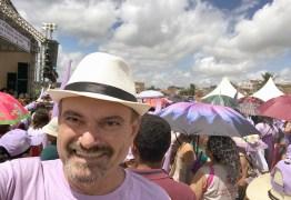 Deputado Jeová Campos participa de ato de mobilização do lançamento da candidatura de Lula em João Pessoa