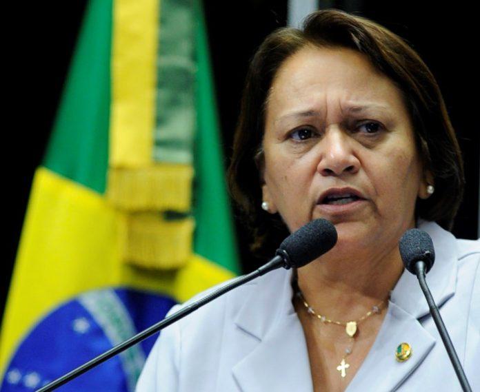 Fátima Bezerra 696x569 - MPE pede que governadora eleita do Rio Grande do Norte tenha diploma cassado