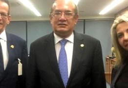 Marcos Vinícius confirma participação do ministro Gilmar Mendes em debate da Câmara de João Pessoa