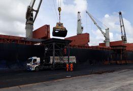 Movimentação no Porto de Cabedelo deve superar 115 mil toneladas em março