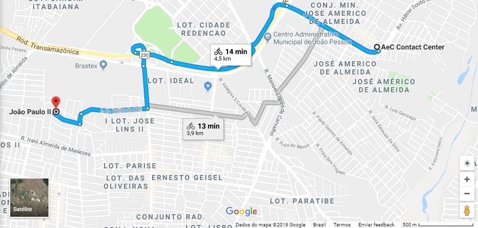 ROTA - MOBILIDADE URBANA: ciclovia é uma opção de locomoção em cidades com muito congestionamento