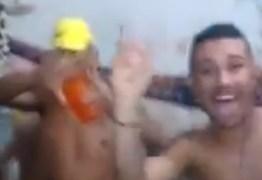 Vídeo gravado dentro de presídio em Pombal viraliza nas redes sociais; Veja