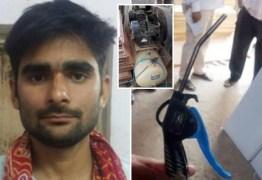 Homem morre após colega de trabalho enfiar tubo de ar em seu ânus