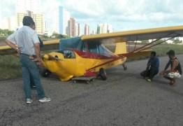 VEJA VÍDEO: Aeroclube descumpre decisão do COMAER e avião se envolve em acidente na pista