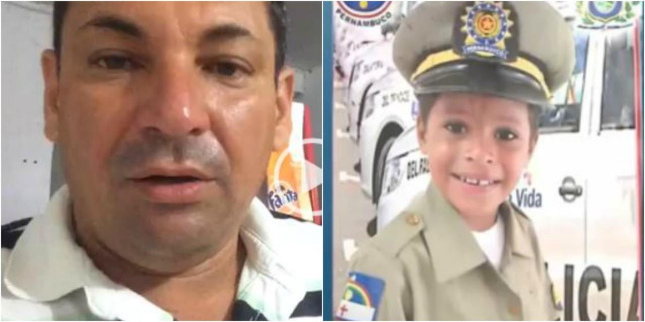 blogueiro menino guilherme - 'Ele está perto da casa dos pais': Blogueiro afirma ter conhecimento sobre paradeiro de menino desaparecido - VEJA VÍDEO