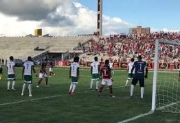 FPF acata pedido e antecipa segundo jogo entre Campinense e Serrano-PB